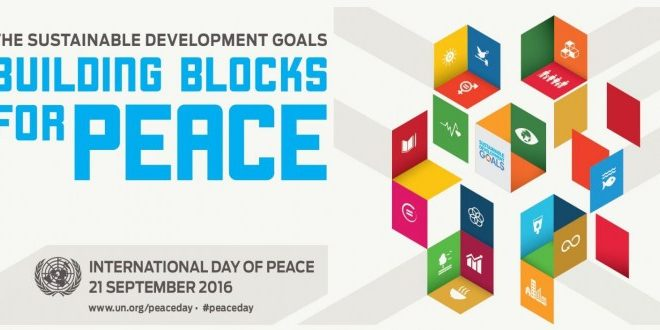 UN International Day of Peace Youth Video Competition